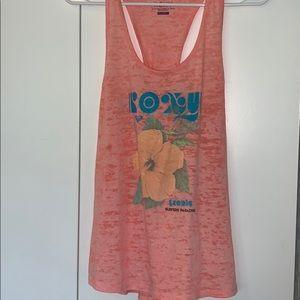 Roxy Flower Tank Top